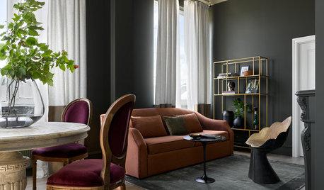 Houzz тур: Квартира для бабушки заказчицы