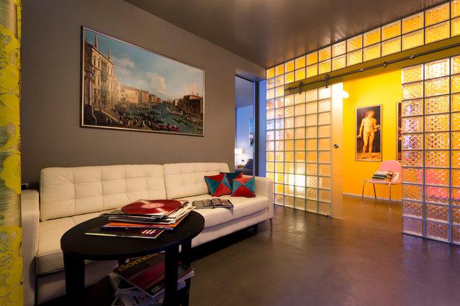 Chambre Familiale Contemporaine par model_bananova