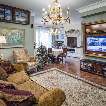 Квартира на Маршала Конева