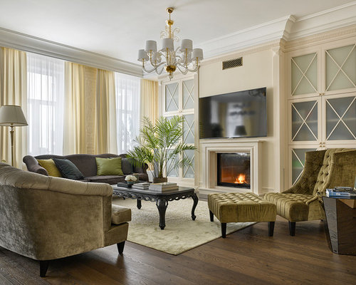 15+ Best Traditional Living Room Ideas & Designs   Houzz
