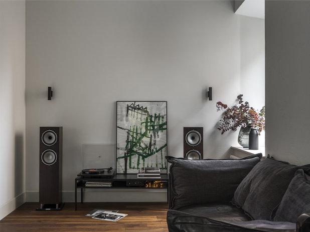 Современный Гостиная by MO interior design