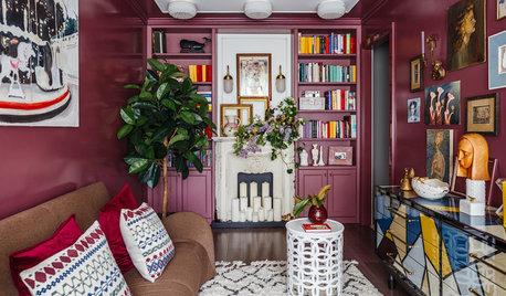 Фотоохота: 46 идей — дизайн маленького зала