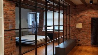 Квартира площадью 132 м2 Стиль Лофт