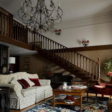 Квартира в доме Баранова