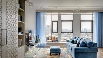 Квартира в Москве. 150 м кв