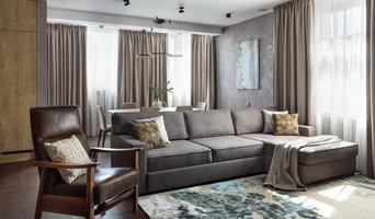 Квартира в современном стиле 135 кв.м. ЖК Донской Олимп