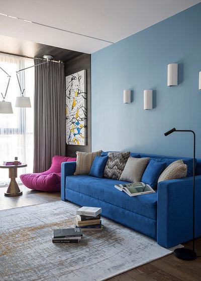 Современный Гостиная by Make Interiors