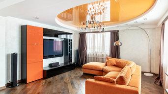 Квартира в центре Тюмени.