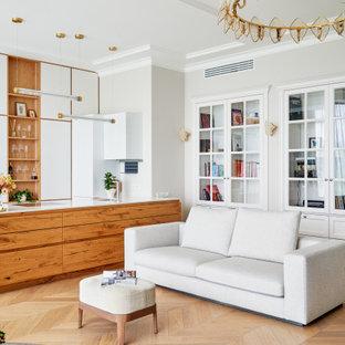 Удачное сочетание для дизайна помещения: домашний бар в современном стиле - самое интересное для вас