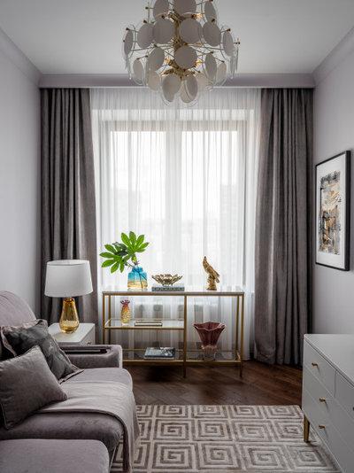 Неоклассика Семейная комната by ANDdesign / Александра Дашкевич