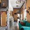 Houzz тур: Квартира с зелёной... лепниной