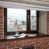 Вокруг да около окна: Как выбирать и с чем сочетать подоконник