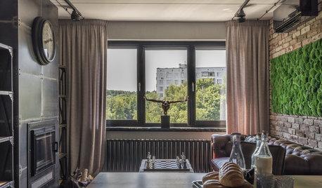 Houzz тур: Квартира с двумя кухнями