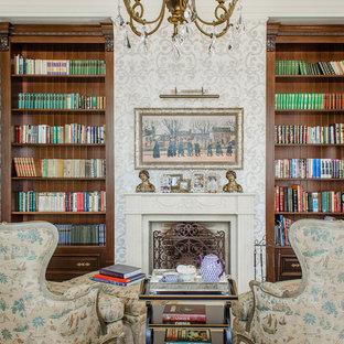 Новые идеи обустройства дома: гостиная комната в викторианском стиле