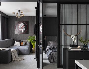 Реализация проекта однокомнатной квартиры ЖК Среда.  Project one-room apartment