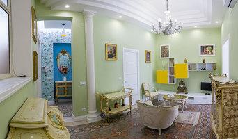 Restructuring elegant apartment