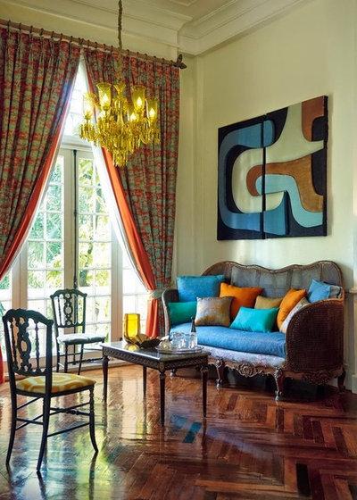 Восточный Гостиная by Good Look Room