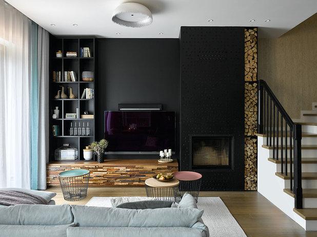Современный Семейная комната by ARTUP BUREAU