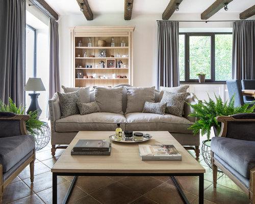 klassische wohnzimmer mit porzellan bodenfliesen ideen. Black Bedroom Furniture Sets. Home Design Ideas