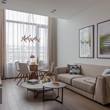 ЖК Balchug Viewpoint - апартаменты в современном стиле