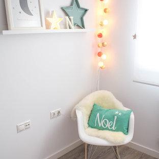 Dormitorio y decoración de bebé
