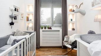 Habitación Baby G Madrid