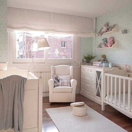 chambre de b b romantique budget mod r photos am nagement et id es d co de chambres de b b. Black Bedroom Furniture Sets. Home Design Ideas
