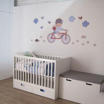 Vinilos personalizados para habitaciones infantiles