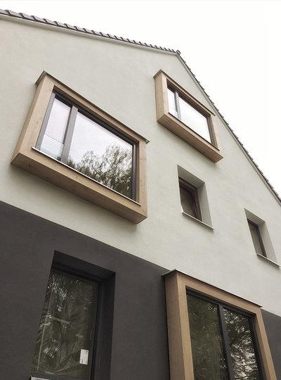 Modern Häuser by rundzwei