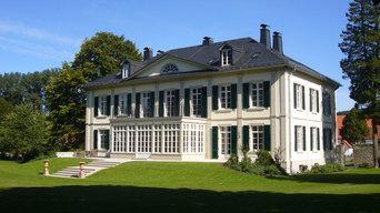 Altbausanierung Herrenhaus Detmold