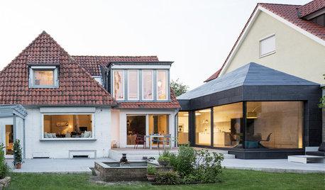 Hausanbau Ideen anbau: zur architektur schöner hausanbauten