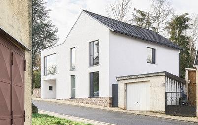 Vorher-Nachher: Neue Wohnqualität für ein altes Dorfhaus