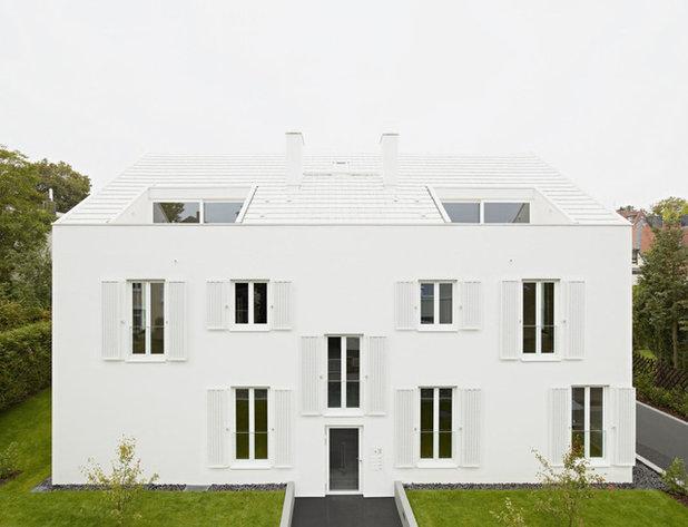 Modern Häuser by Christ.Christ. associated architects GmbH