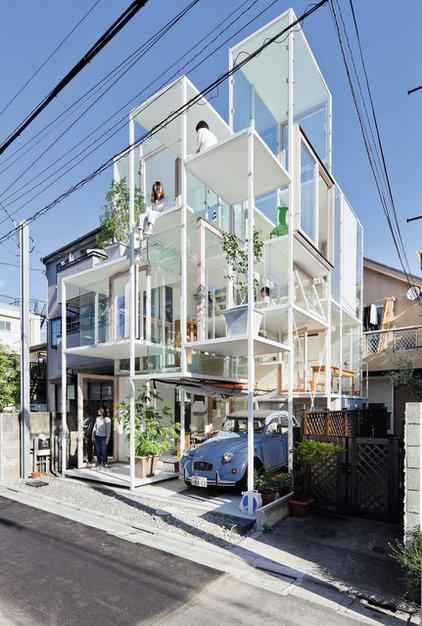contemporary exterior by TASCHEN