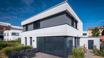 Architektenhaus in Magdeburg Buckau