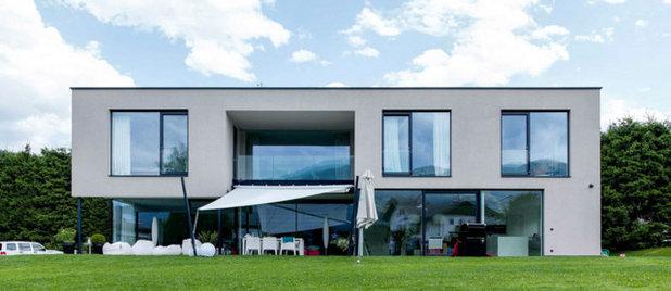 Modern Häuser by Rubner Haus AG