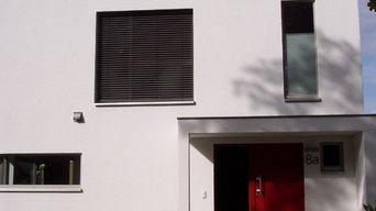 Bauhaus inspired home in SW Berlin
