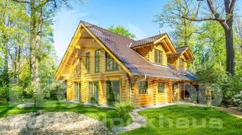 Blockhaus Nordwind - Außenansicht