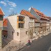 Architektur: Mittelalterfachwerk trifft 21. Jahrhundert in Quedlinburg