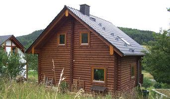 Das Rundbalken-Blockhaus