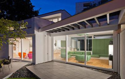 Modernes Familienheim dank Rückbau und Umgestaltung