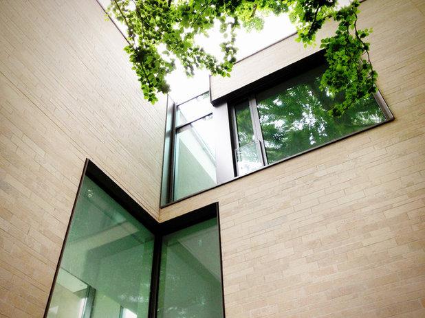 Modern Häuser by ARCHITEKTEN BRÜNING REIN
