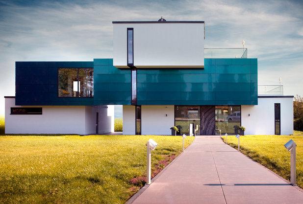 50 exterior colour palettes houzz. Black Bedroom Furniture Sets. Home Design Ideas