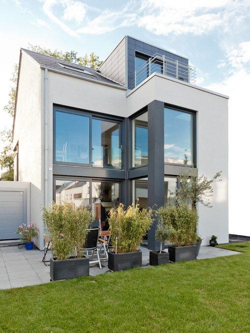 moderne h user und fassaden ideen f r die haus. Black Bedroom Furniture Sets. Home Design Ideas