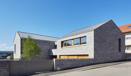 6 Ideen zur Fassadengestaltung – mit Farbe, Holz, Klinker & Co.