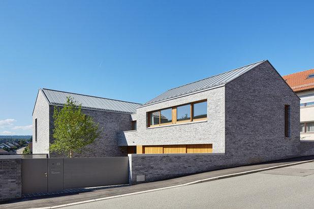 Minimalistisch Häuser By Kränzle+Fischer Wasels Architekten BDA