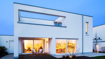 Einfamilienhaus, Münster meets India, HJN62