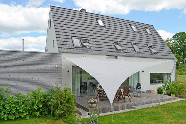Modern Häuser by MIßFELDT KRAß ARCHITEKTEN BDA