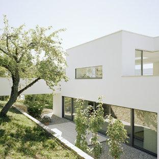 Großes Modernes Haus in Stuttgart
