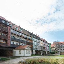 My Houzz: La Magia di Vivere su un Ponte della Germania Medievale